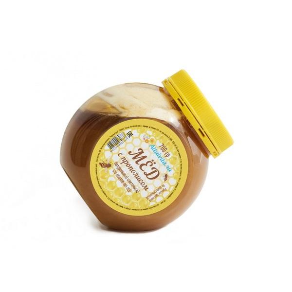 Мёд Алтайский с прополисом