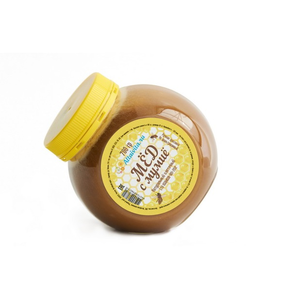 Мёд алтайский с мумие
