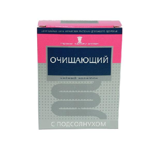 Очищающий с подсолнухом чайный напиток в Смоленске