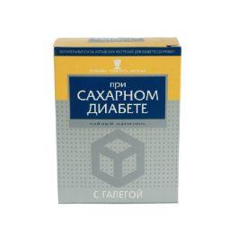 При сахарном диабете с галегой смесь трав в Смоленске