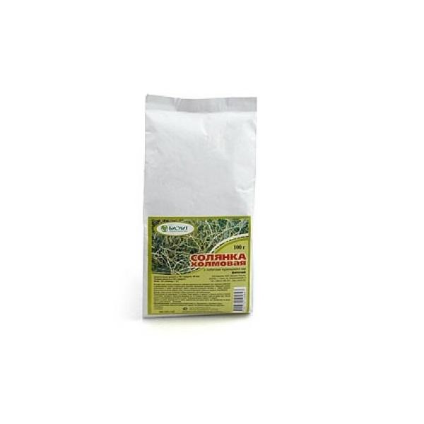 Солянка холмовая трава напиток чайный, 100 гр
