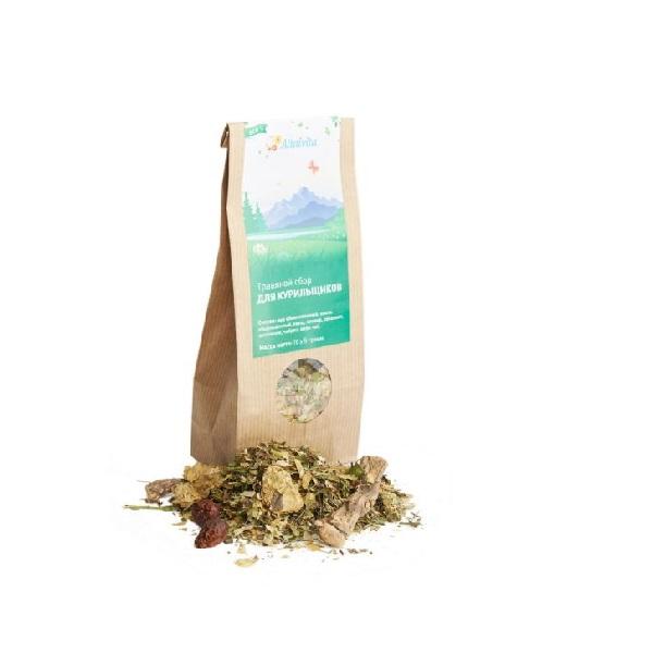 """Травяной чай """"Для курильщиков"""""""
