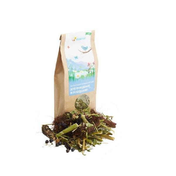 """Травяной чай """"Для очищения и похудения"""""""