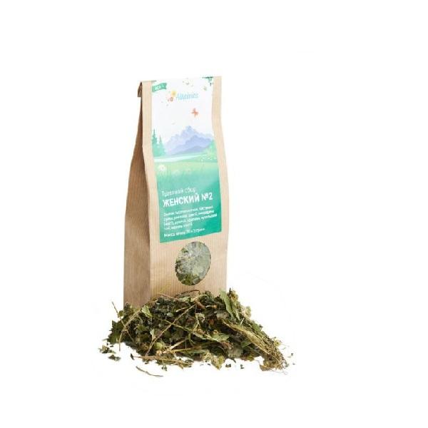 Травяной чай Женский №2