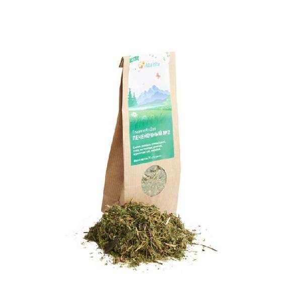 """Травяной чай """"Печеночный №2"""""""