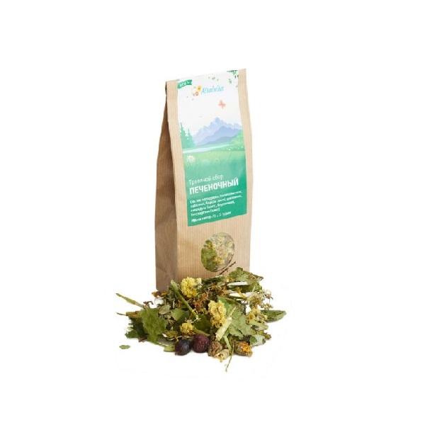 Травяной чай Печеночный