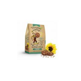 Хлебцы льняные соленые с семенем подсолнечника, 100 гр в Смоленске