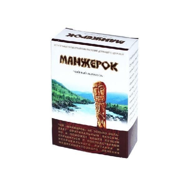 """Чай """"Манжерок"""", 100 гр. в Смоленске"""